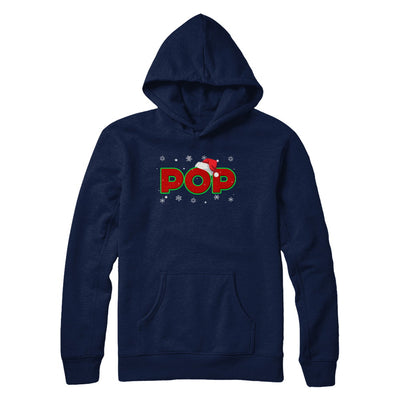Pop Christmas Santa Ugly Sweater Gift T-Shirt & Sweatshirt | Teecentury.com