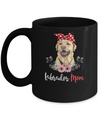 Labrador Mom Gift For Women Dog Lover Mug Coffee Mug | Teecentury.com