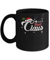 Matching Family Christmas Dad Claus Mug Coffee Mug | Teecentury.com