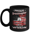 Proud Granddaughter Of A Viet Nam Veteran Mug Coffee Mug | Teecentury.com