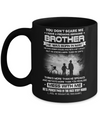 Freaking Awesome Brother He Was Born In May Sister Mug Coffee Mug | Teecentury.com