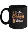 Cookie Baking Team Bakers Gingerbread Christmas Mug Coffee Mug | Teecentury.com