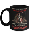 Knight Templar I Am A Child Of God A Warrior Of Christ I Am The Storm Mug Coffee Mug | Teecentury.com