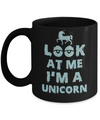 Look At Me I'm A Unicorn Halloween Costume Mug Coffee Mug | Teecentury.com