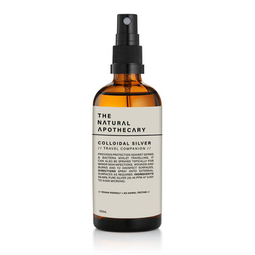 The Natural Apothecary Colloidal Silver 100ml