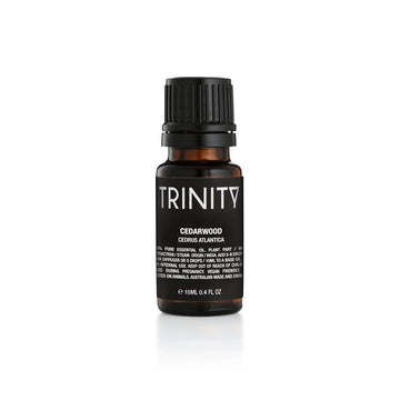 Trinity Cedarwood Essential Oil Organic 10ml