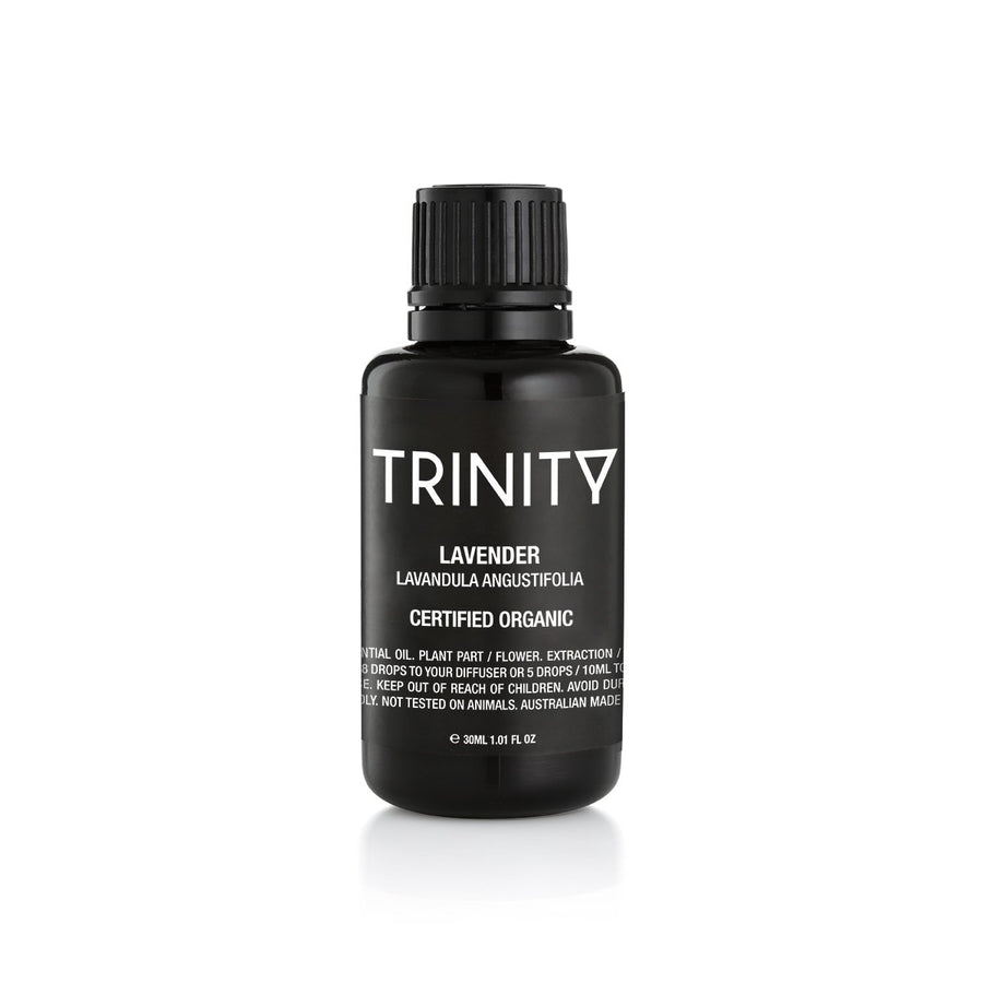 Trinity Lavender Essential Oil Organic 30ml