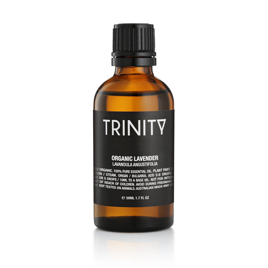 Trinity Lavender Essential Oil Organic 50ml