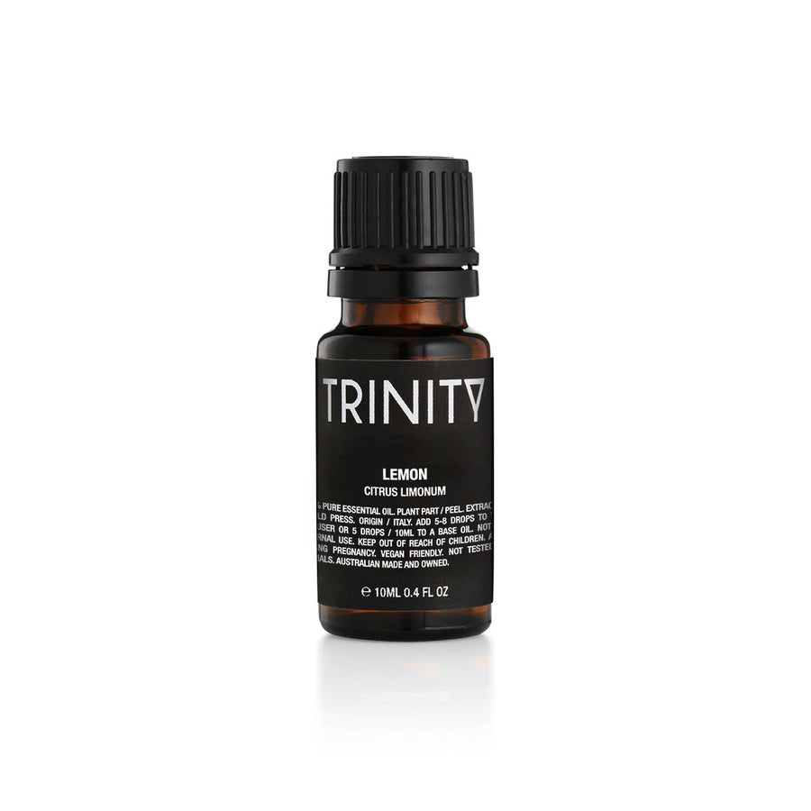 Trinity Lemon Essential Oil 10ml