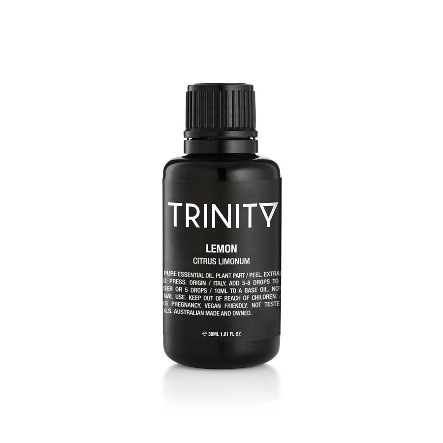 Trinity Lemon Essential Oil 30ml