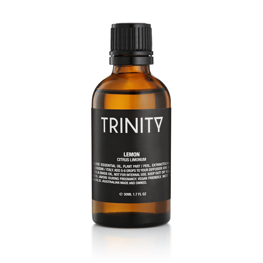 Trinity Lemon Essential Oil 50ml