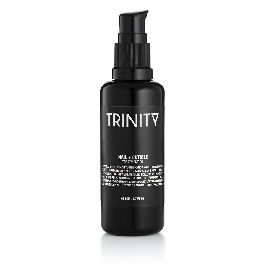 Trinity Nail And Cuticle Oil 50ml