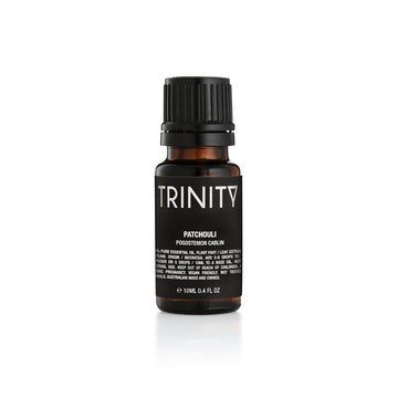 Trinity Patchouli Essential Oil Organic 10ml