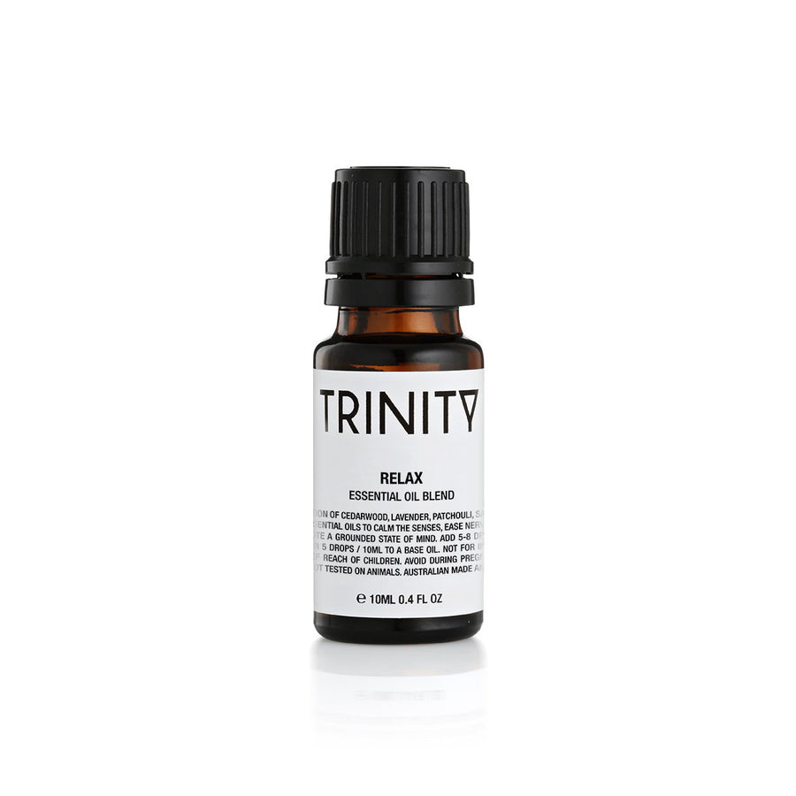 Trinity Relax Aromatherapy Blend 10ml