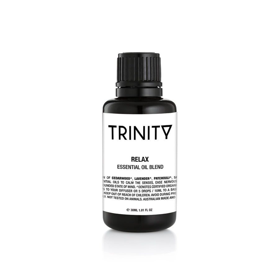 Trinity Relax Aromatherapy Blend 30ml