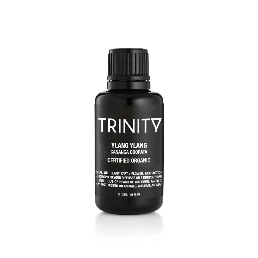 Trinity Ylang Ylang Essential Oil Organic 30ml