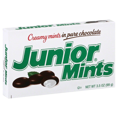 Junior Mints Theatre Box