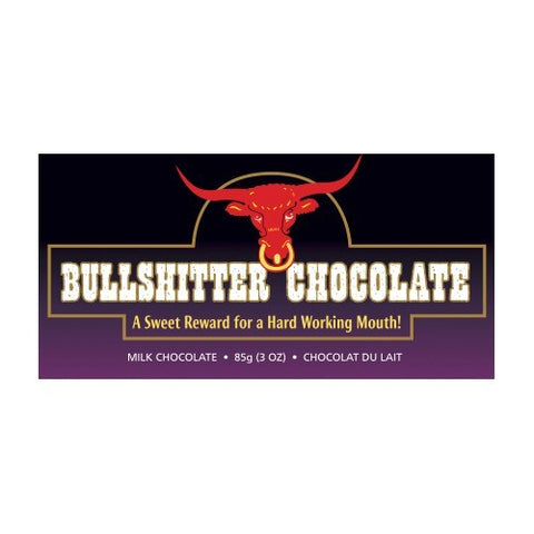 Bullshitter Chocolate Milk Chocolate
