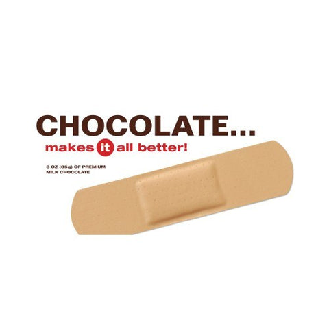 Chocolate...makes it all better! Premium Milk Chocolate