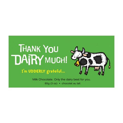 Thank You Dairy Much! Milk Chocolate