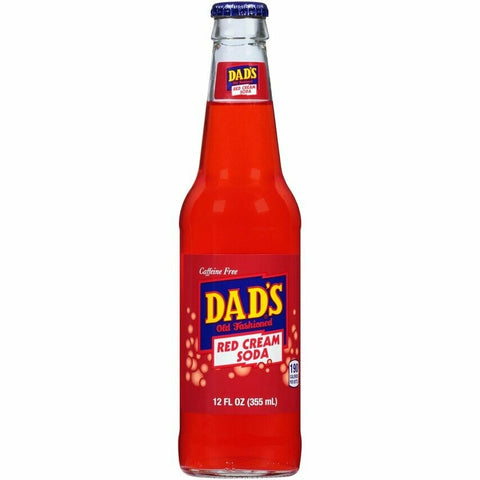 Dad's Red Cream Soda