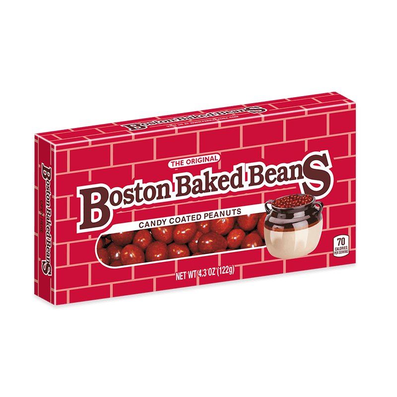 Boston Baked Beans Theatre Box