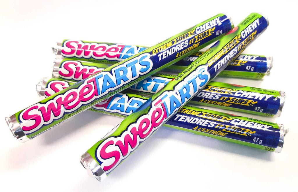 SweeTarts - Extreme Sour Chewy