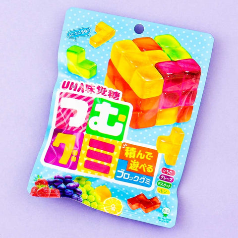 Tetris Gummy Candy