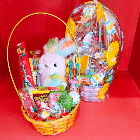 Build Your Own Easter Gift Basket