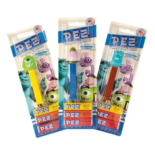 PEZ - Monsters Inc.