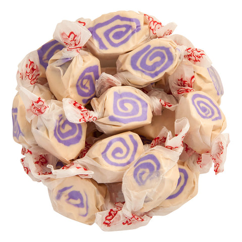 Peanut Butter and Jelly Salt Water Taffy - 100g