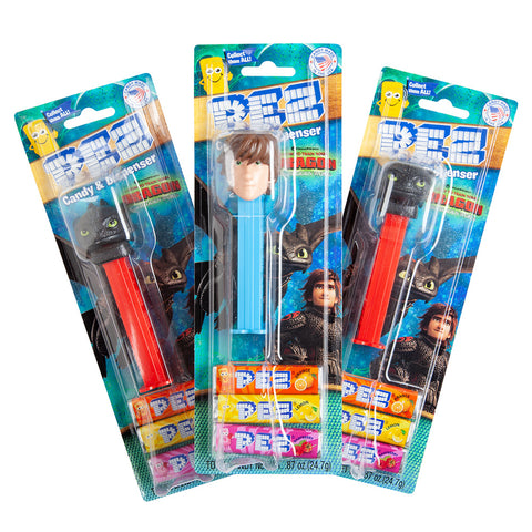 PEZ - How To Train Your Dragon