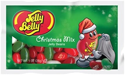 Jelly Belly Christmas Mix Bags (28g)