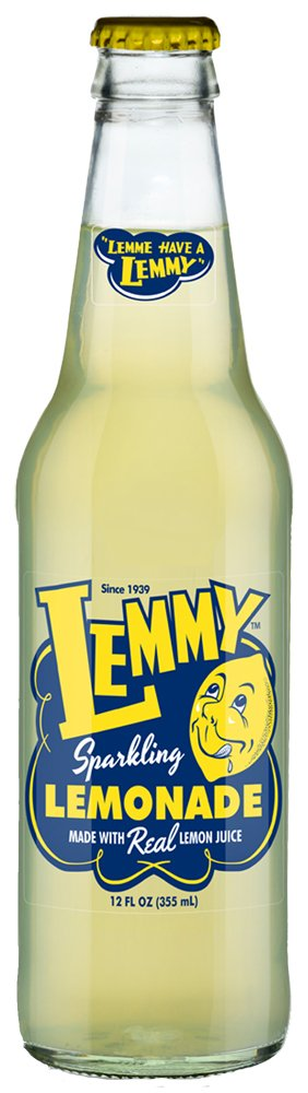 Lemmy Sparkling Lemonade
