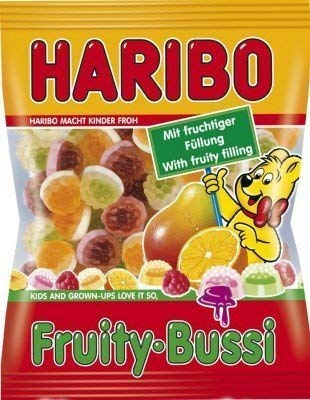 Haribo Fruity-Bussi