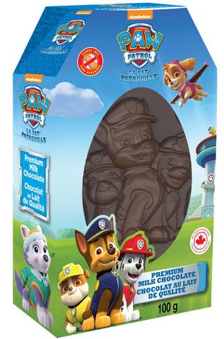 Paw Patrol Premium Milk Chocolate