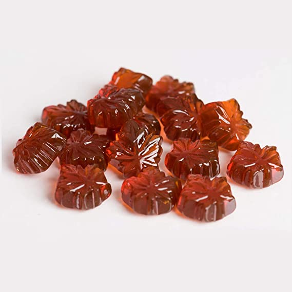 Pure Maple Leaf Syrup Candies - 100g