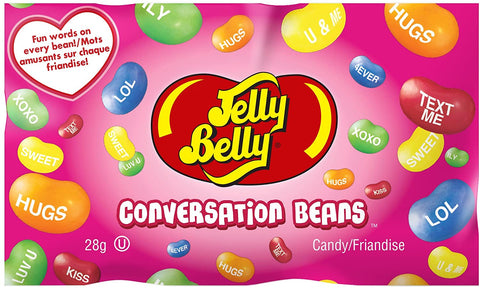 Jelly Belly Conversation Beans (28g)