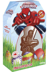 The Amazing Spiderman Premium Milk Chocolate
