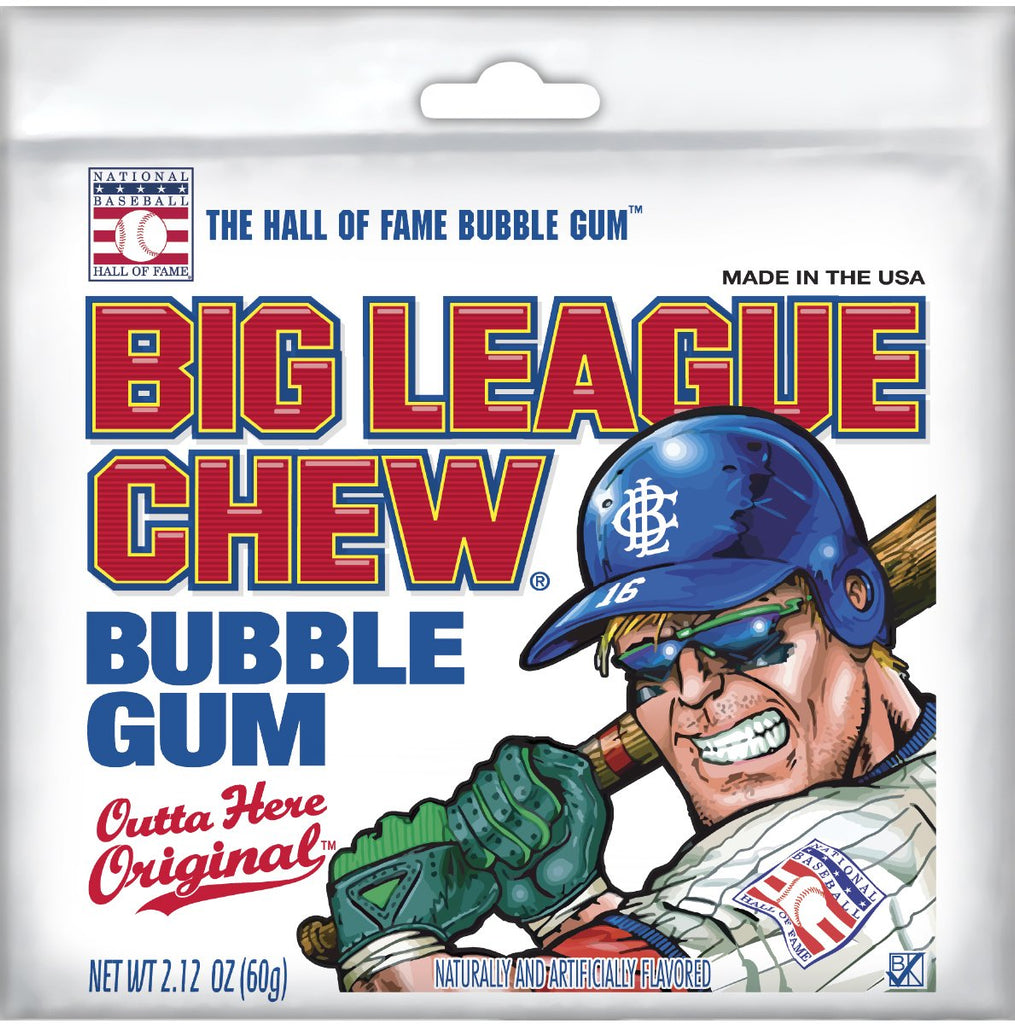 Big League Chew Bubble Gum