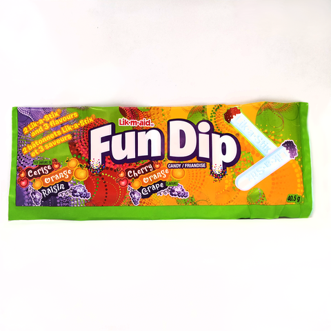 Fun Dip 3-in-1