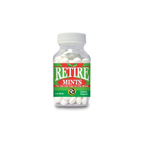 Retire Mints for the Old Kids on the Block