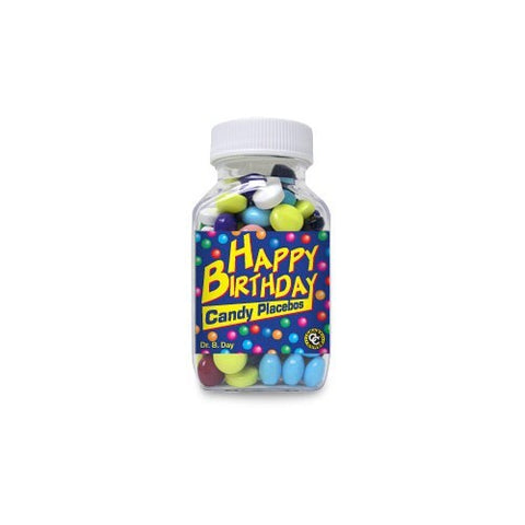 Happy Birthday Candy Placebos
