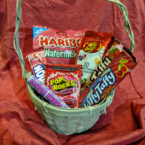 Build Your Own Valentine Gift Basket