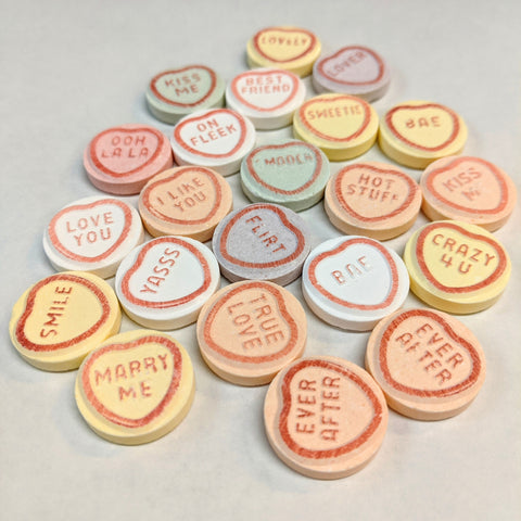 Rockets Love Hearts - 100g