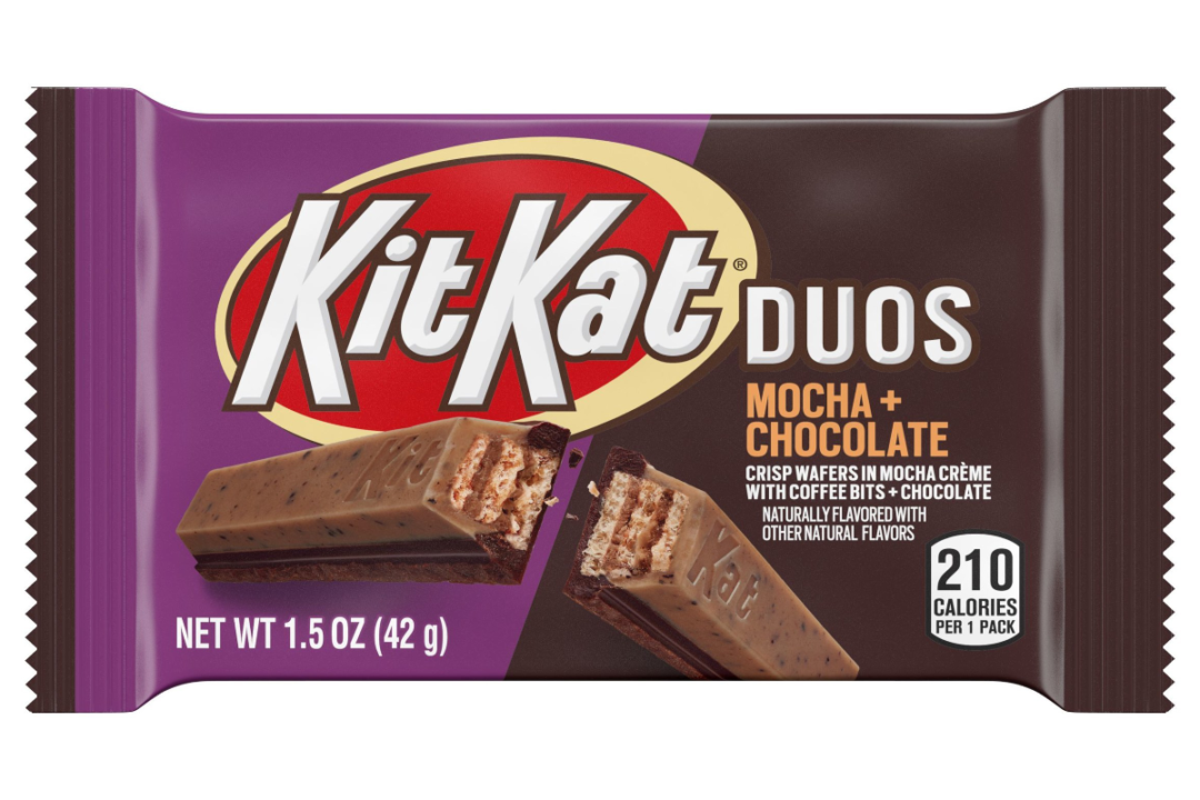 KIT KAT Duo's Mocha + Chocolate