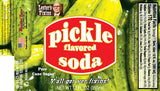 Lester's Fixins Pickle Flavoured Soda