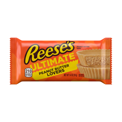 Reese's Ultimate Peanut Butter Lovers