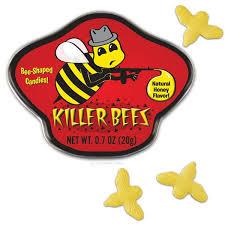 Killer Bees Honey Candy