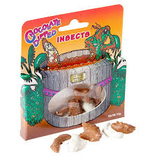 Hotlix Chocolate Dipped Insects